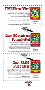 Jimmy's Grotto Coupons